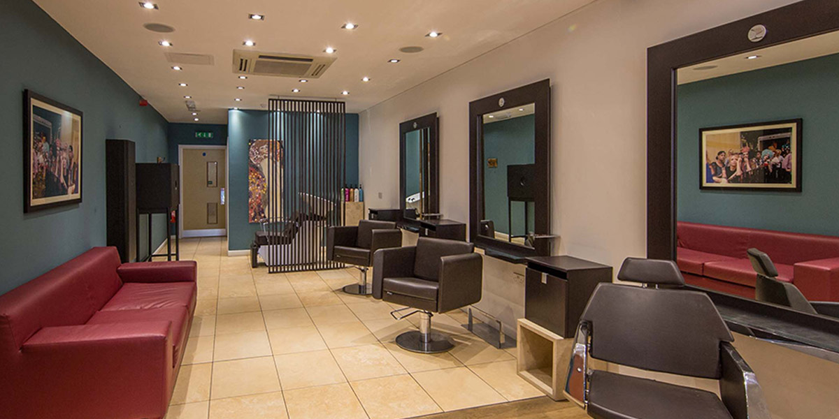 The Hair Business - Cowbridge second suite
